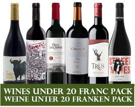 U20 Franken Pack (6x1 Flasche) 2.0