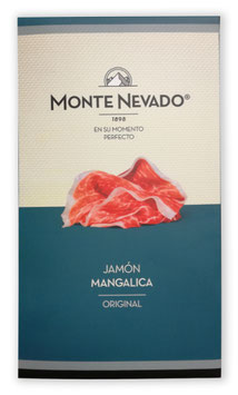 Jamon Mangalica 24 Monate gereift 85g - Monte Nevado