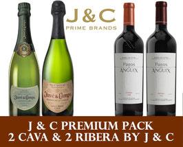 J & C Premium Pack 2 + 2