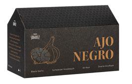 Ajo Negro - schwarzer Knoblauch
