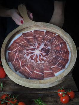 Pata Negra Cebo de Campo von Hand geschnitten 100g