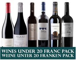 U20 Franken Pack (6x1 Flasche)