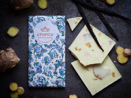 Utopick White Chocolate - Ginger, Vanilla