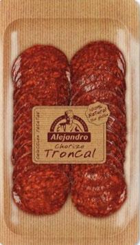 Chorizo Troncal - geschnitten
