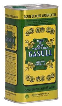Gasull Oli d'Oliva Extra Virgen