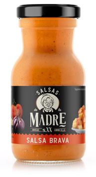 Salsa Brava 200ml