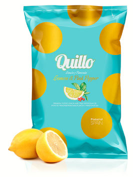 Quillo Lemon & Pink Pepper 130g