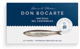 Anchoas Cantabrico in der Dose / dans la boîte