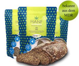 Hanf Haferkruste 3er-Sparpack vom Biohof  Lindenberg / Altmark