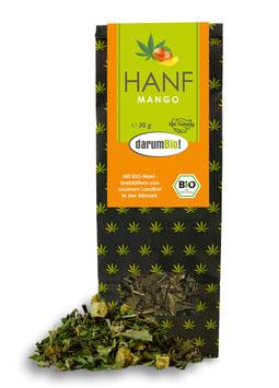 Hanf-Mangotee vom Biohof  Lindenberg / Altmark