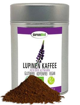 Lupinen-Kaffee vom Biohof  Lindenberg / Altmark