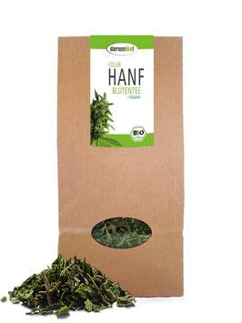 Hanf-Blütentee vom Biohof  Lindenberg / Altmark XXL
