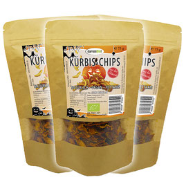 Kürbis-Chips 3er-Pack