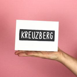POSTCARD KREUZBERG