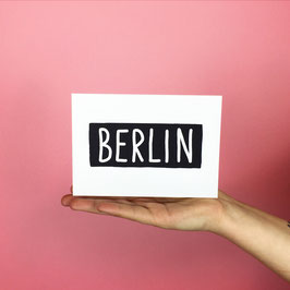 POSTCARD BERLIN