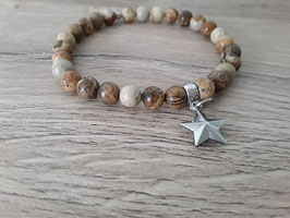 Japsi Armband mit Stern