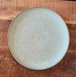 Dinerbord Stone zeegroen