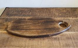 Mangohouten serveerplank ovaal