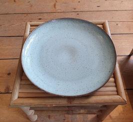 Maxi bord XL/schaal Stone zeegroen