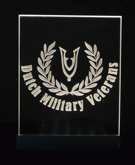 Dutch Military Veterans logo recht