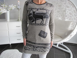Pullover antrazit