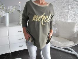 Modernes Sweatshirt MERSI