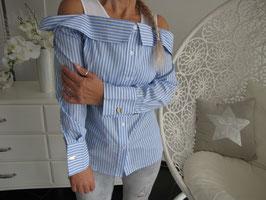 Damenhemd zweiteilig