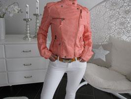 Jacke  Soft - Orange