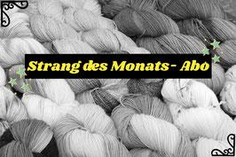 """Strang des Monats""- Abo 3 Monate"