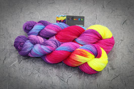 Sockenwolle Fine Merino Socks, Lanartus, 4fach, 100g