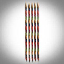 Nadelspiel Knit Pro Symfonie Holz, 15cm, verschiedene Stärken