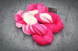 "Sockenwolle Fine Merino Socks, Lanartus, 6fach, 150g ""Happy Valentine"""