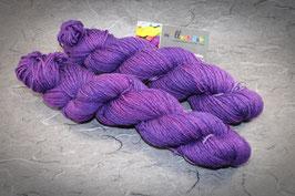 Merino High Twist 4fach, Atelier Zitron, 50g, Semisolid- Färbung
