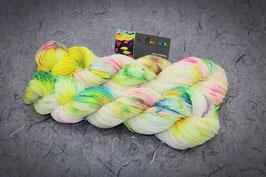 Sockenwolle Aktiv Baumwolle, 100g, 4fach