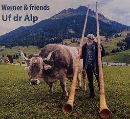 "CD ""Uf dr Alp"", 40 Min., released 4.2.2020"