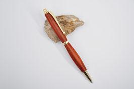 "Bleistift""Nizza"" in Padouk-Holz"