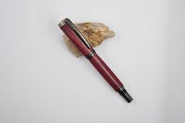 "Tintenroller ""Rom"" in Amaranth-Holz"