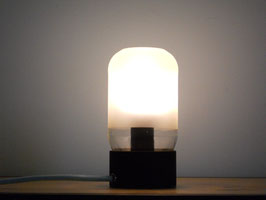 Lampe bocal de Miel