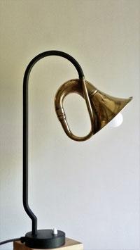Lampe Klaxon interrupteur sur socle