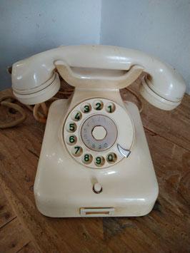 Telefon 1 Farbe elfenbein