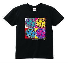 にしこくんPOP Tシャツ