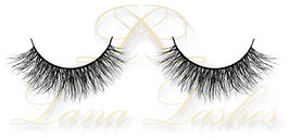 "3D Luxury Lashes ""Latifa"""
