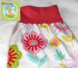 ♥ Sommer Pucksack Strampelsack Blume 0-6 Monate ♥