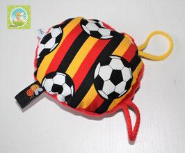 ♥ Fußball Deutschland Rassel N0361 ♥