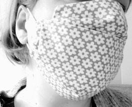 ♥ Behelfsmaske Mundmaske Mundbedeckung aus einem Stoff Eurer Wahl - verschiedene Größen ♥