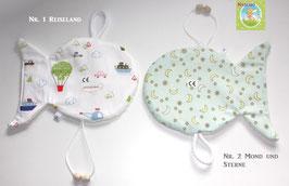 ♥ Knister Fischlis Ballon & Mond N0258 ♥