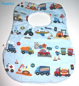 ♥ XL Lätzchen Fahrzeuge - bis 4 Jahre ♥