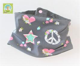 ♥ Frühjahr / Sommer Loop Peace Gr. 62-92 ♥