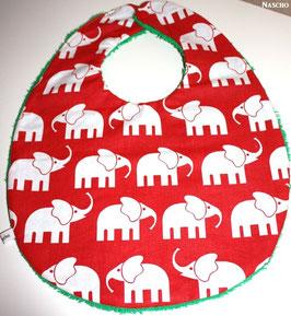 ♥ Lätzchen Elefanten ♥