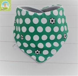 ♥ Herbst / Winter Halstuch Fußball grün ♥
